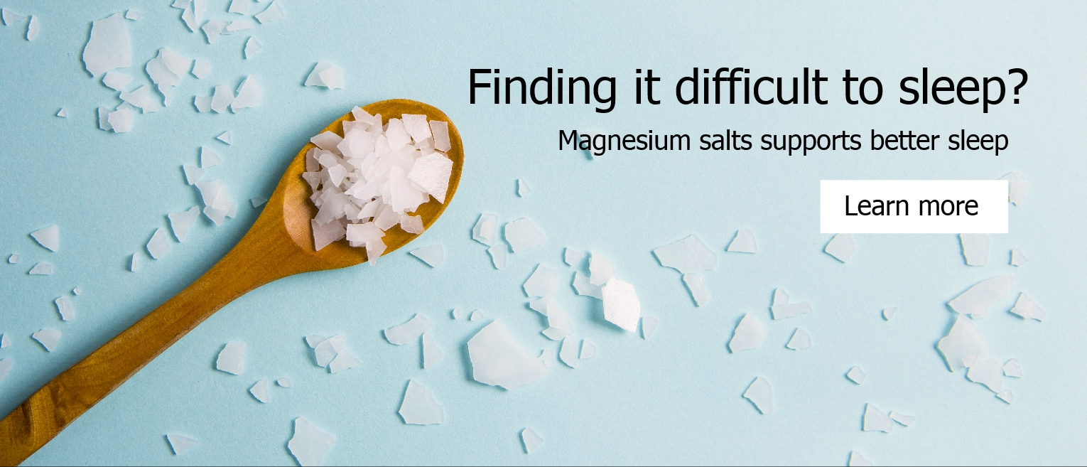 Oooh Skincare Magnesium Salt Better Sleep